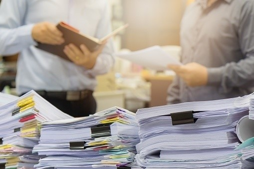 paper-based processes blog